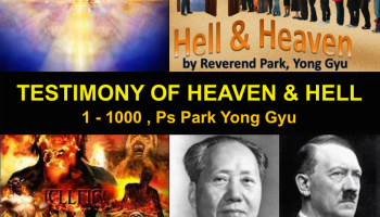 TAKEN TO HEAVEN & HELL – Testimony of Abraham George – Christ is
