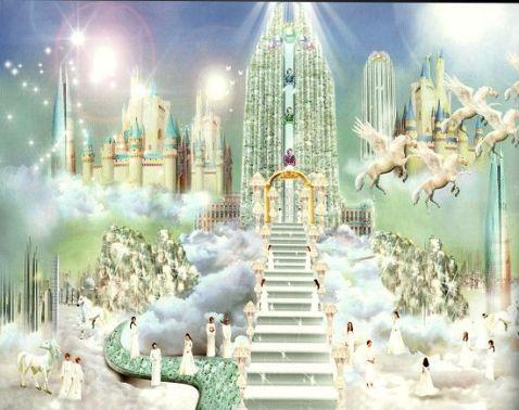 Le Ciel : Ultime récompense du chrétien ! Imaginez sa beauté ! - Page 2 Panorama_of_heaven