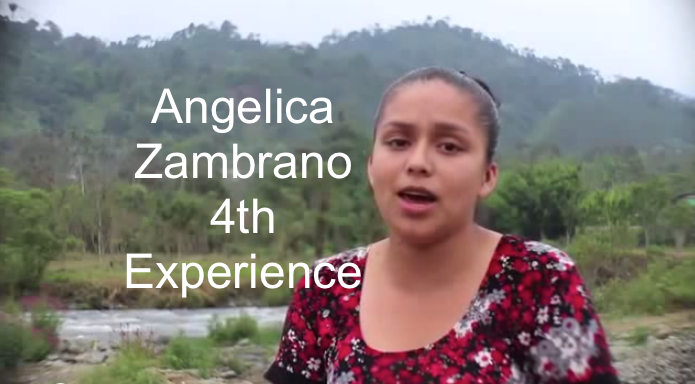 Angelica zambrano 4th testimony of heaven and hell christ is coming