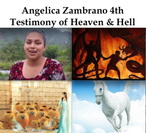 Angelica Zambrano 4th experience