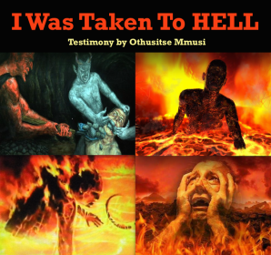 I was taken to Hell