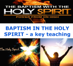 Baptism in the Holy Spirit - pic