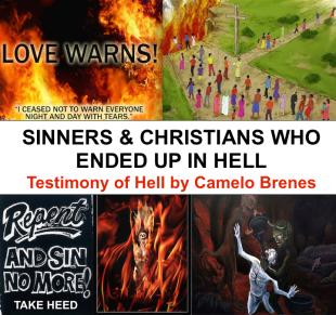 Testimony of Hell, Carmelo Brenes