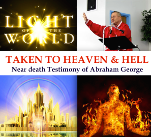 Testimony of Hell and Heaven