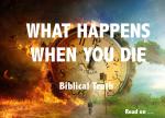 Heaven , Hell, Eternity, Jesus saves